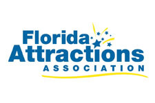 Florida Attractions Association logo